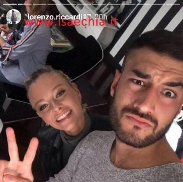 Uomini e Donne, Lorenzo Riccardi beccato a casa di Fabrizio Corona