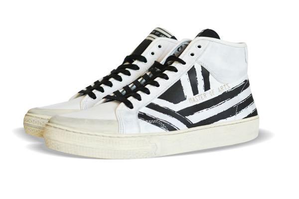 Sneaker street-sport la tendenza di quest'anno è skateboard