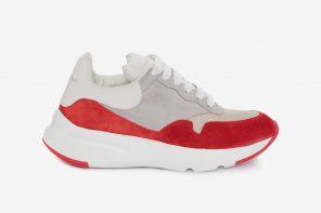 Sneaker Uomo, la scarpa Alexander McQueen da runner
