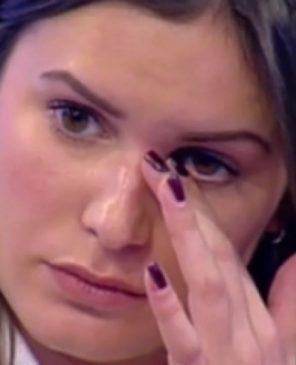 Nicolò Brigante e Marta Pasqualato nuovo scontro ecco cosa è successo
