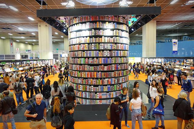 Salone del libro di torino con amazon novit autori e - Salone del mobile torino ...