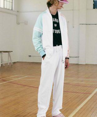 Pitti uomo, polo e T-shirt nella collezione SS 19 di Sergio Tacchini