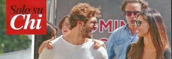 Belen e Stefano torna il sorriso tra i due e intanto lei mette in pausa Iannone