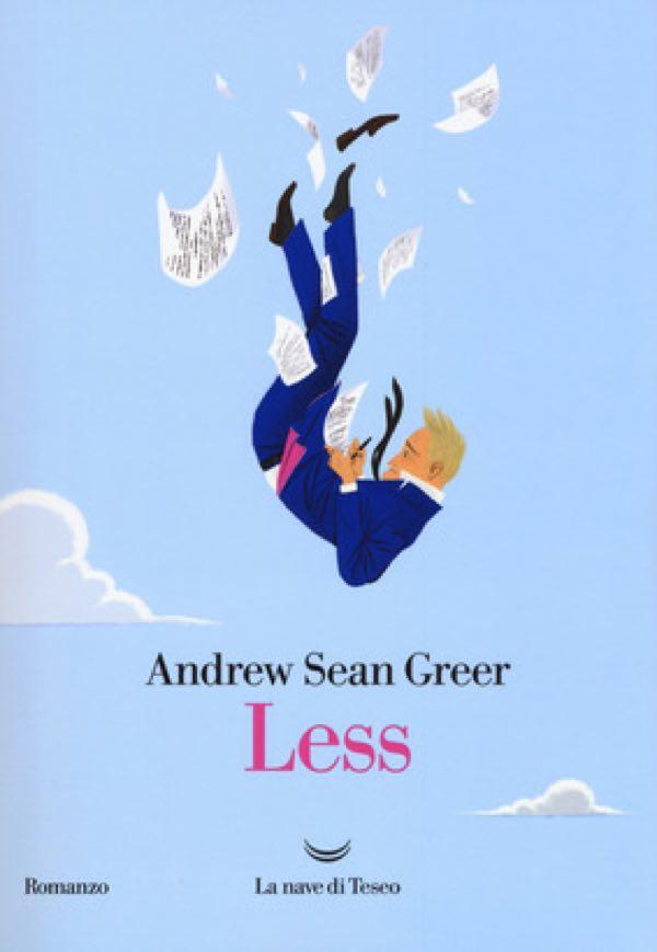 Less, il libro di cui tutti parlano da leggere sotto l'ombrellone