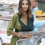 Festival Venezia abito e look di Madalina Ghenea