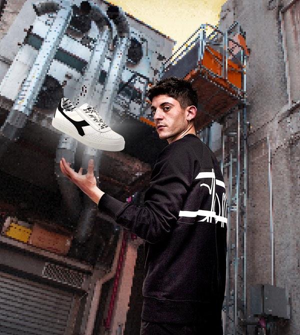 Sneaker Diadora selezionate da RKOMI, decisamente super cool