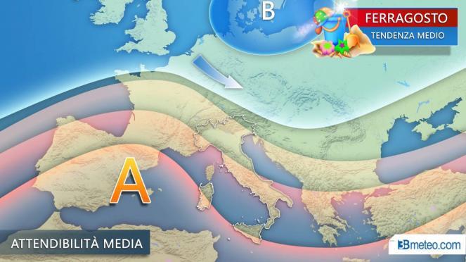 Previsioni meteo quanto dura il caldo afoso ad agosto in Italia? Dobbiamo aspettare...