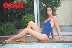 """Daniela Ferolla Linea Verde:""""Non bisogna mollare mai"""", intervista a OGGI"""
