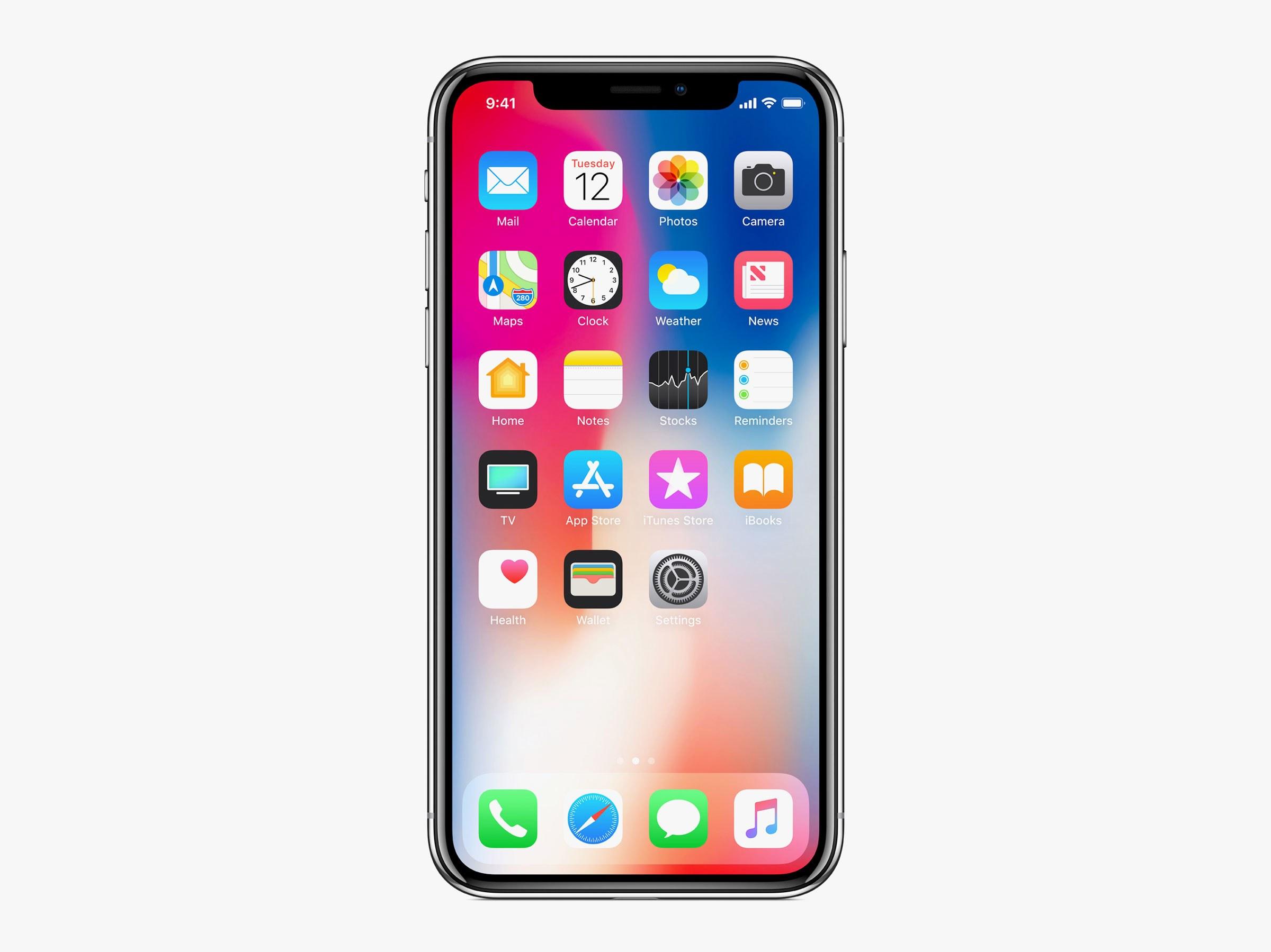 Evento Apple 12 settembre 3 iPhone in uscita sul modello dell'iPhone X