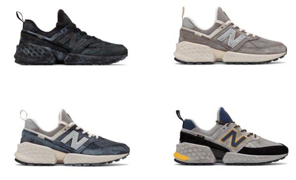New Balance ecco la sneaker 574 sport v.2 - Moda uomo, lifestyle ...