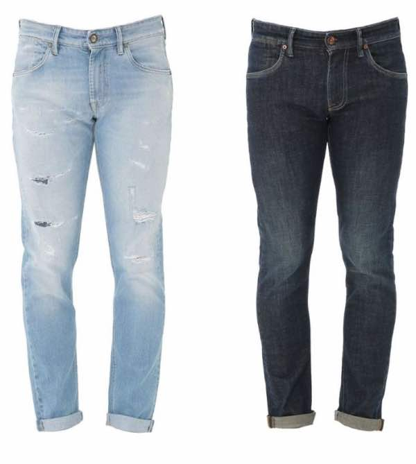 Pitti Uomo gennaio 2019 di moda il denim e il jeans ecco le proposte per il  guardaroba maschile